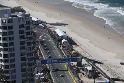 Gold Coast 600 Boys Trip track view accom packages from NZ