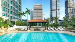 Boys Trip Intercontinental Singapore hotel accommodation packages - Grand Prix Formula 1